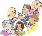prayer group image